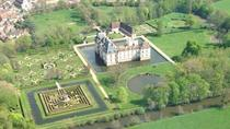 Private panoramic helicopter tour of the Southern Burgundy Castles, Mâcon, Helicopter Tours