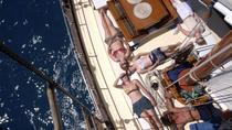 Whitehaven Beach and Dumbbell Island Sailing and Snorkeling Cruise, The Whitsundays & Hamilton ...