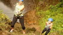 Full Day Class II-III Rafting and Canyoning Rappelling from La Fortuna-Arenal, La Fortuna