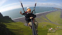 Luxury Self-drive Paragliding Day Tour from Reykjavik, Reykjavik, Parasailing & Paragliding