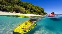 Fitzroy Island SEABOB Experience Including Round-Trip Ferry from Cairns, Cairns & the Tropical ...