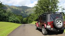 Private Jeep Tour, Oahu, 4WD, ATV & Off-Road Tours