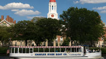 One Hour Charles River Sightseeing Cruise, Cambridge