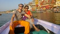 Private Tour: Sunrise Boat Cruise on The River Ganges from Varanasi , Varanasi, Day Cruises