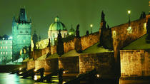 Prague Vltava River Evening Cruise Including Dinner, Prague, Night Cruises