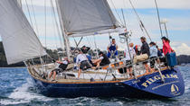 Twilight Yacht Racing on Sydney Harbour, Sydney, Sailing Trips
