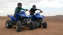 3-Hour Quad Biking in Afagay Desert and Lake Takerkoust, Marrakech, 4WD, ATV & Off-Road Tours