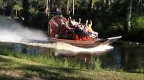 New Orleans Airboat and Mansion Tour with Transportation, New Orleans, Day Trips