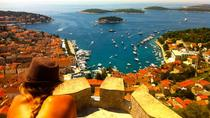 Hvar and Pakleni Three Islands Tour in Speedboat from Split or Trogir, Split, Jet Boats & Speed ...