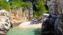 Private 3 Islands Tour in Speed Boat - Blue Lagoon and Solta from Trogir or Split, Split, Jet Boats ...