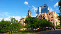 Fort Worth Downtown Walking Tour, Dallas, Walking Tours