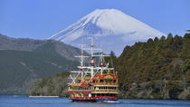 Mt Fuji Day Trip with Lake Ashi Cruise, Crab Lunch and Odawara Castle from Tokyo, Tokyo, Overnight ...