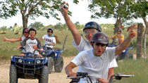 Punta Cana 4x4 ATV Tour to Macao Beach with Cave Swim, Punta Cana, 4WD, ATV & Off-Road Tours