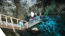 Punta Cana Tour to Juanillo Beach and Hoyo Azul with All-Inclusive Boat Cruise, Punta Cana, ...