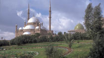Cairo in One Day: Egyptian Museum, Citadel with Mohamed Ali Mosque and Khan Khalil Bazaar, Cairo,...