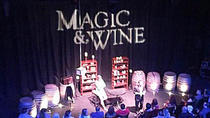 90 Minute Magic Show with Wine in Orange County, Long Beach