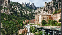 Full Day Guided Tour to Montserrat and Organic Winery from Barcelona, Barcelona, Private...