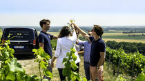 Small Group Full day Tour to the Champagne Region with Champagne Tastings from Reims, Reims, Wine ...