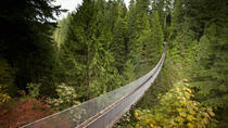 Private Tour to Capilano Bridge and Grouse Mountain , Vancouver, Private Tours