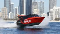 Ocean Jet Thrill Ride on the Gold Coast, Gold Coast, Jet Boats & Speed Boats