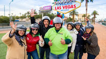 Downtown Las Vegas by Trike , Las Vegas, Vespa, Scooter & Moped Tours