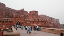 Day Trip to Taj Mahal and Mehtab Bagh and Agra Fort from Delhi, New Delhi, Day Trips