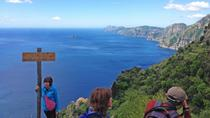 Path of the Gods Guided Walking Tour, Amalfi Coast, Hiking & Camping