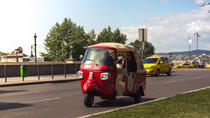 Budapest City Tour in a TukTuk, Budapest, City Tours