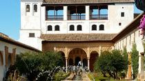 Tour to the Alhambra from Marbella or Malaga