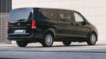 Private Airport Round-Trip Business Transfer: Geneva Airport to Hotel plus Return Trip, Geneva