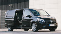 Private Airport Round-Trip Transfer: London Heathrow Airport to London Hotel Including Return Trip,...