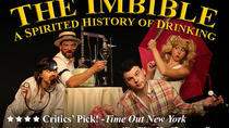 The Imbible: A Spirited History of Drinking Comedy Show, New York City, Comedy