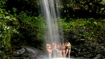 Zipline and Waterfall Hike Combo Tour, Maui, Ziplines