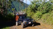 Dota's Red Wine Waterfalls and 4 x 4 Tour, San Jose, 4WD, ATV & Off-Road Tours
