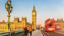 Full-Day London and Madame Tussauds Tour from Bournemouth, Bournemouth, Day Trips