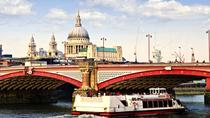 Full-Day Tour to London with River Cruise from Bournemouth, Bournemouth, Day Trips