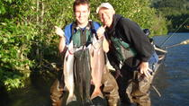 Half-Day Fishing Trip on the Kenai River , Alaska, Fishing Charters & Tours