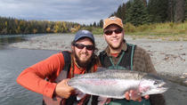 Middle Kenai River Full-Day Fishing Trip, Alaska, Fishing Charters & Tours