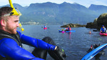 Vancouver Sea Life Cruise: Snorkel and Kayak with Seals, Vancouver, Snorkeling