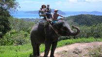 Elephant Trek and ATV Ride in Phuket, Phuket, Nature & Wildlife