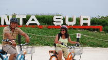 Punta Sur Eco Beach Park Electric Bike Tour in Cozumel, Cozumel