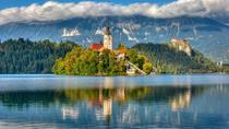 Tour of Ljubljana: Lake Bled and Slovenia's Capital, Ljubljana, Walking Tours