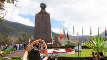Middle of The World, Intiñan Museum and Double Decker Bus Tour of Quito , Quito, Day Trips