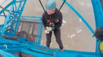 Abseil from the Tees Transporter Bridge, Middlesbrough