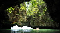 Full-Day Sea Canoe Trip from Phuket Including Lunch, Phuket, Day Trips