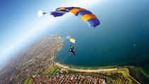 Melbourne Tandem Skydive on the Beach, Melbourne, Half-day Tours
