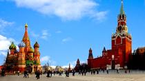 Two Capitals Tour of 8 days and 7 nights From Moscow, Moscow, Multi-day Tours