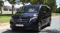 Shared Transfer with Comfortable Minivan from Prague Airport, Prague, Bus Services