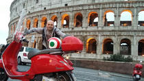 Rome Self-Guided Trip on Vespa with Dinner, Rome, Vespa, Scooter & Moped Tours