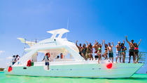 Private Catamaran: Snorkel and Natural Pool Swim from Punta Cana, Punta Cana